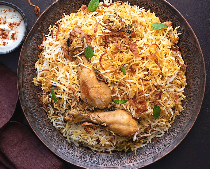 Top Indian Wedding Dishes Loved by Guests - biryani