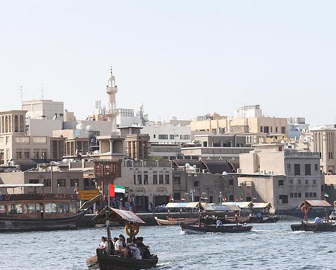 What to do when Taking a Trip to Dubai - creek