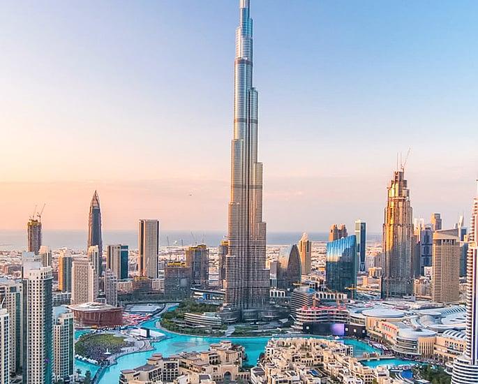 What to do when Taking a Trip to Dubai - khalifa