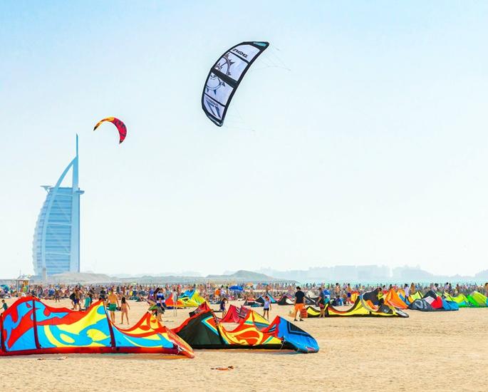 What to do when Taking a Trip to Dubai - kite