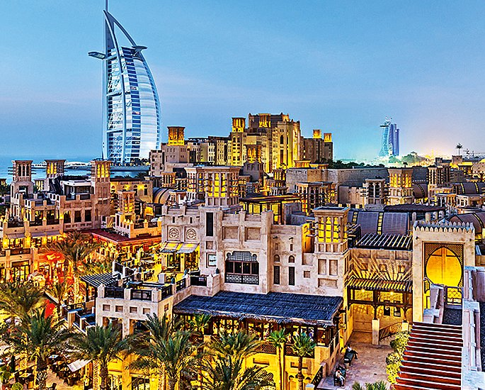What to do when Taking a Trip to Dubai - madinat