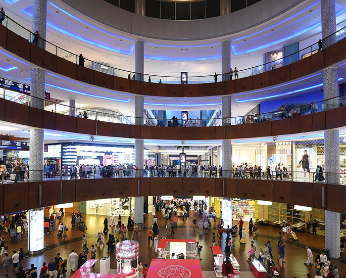What to do when Taking a Trip to Dubai - mall