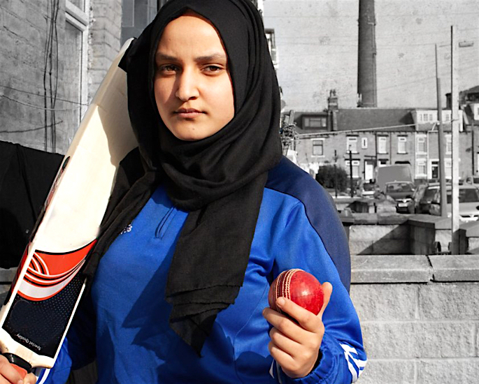 Why do Pakistani Girls love Cricket? - cricket