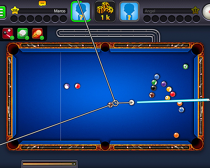 10 Most Played iOS Games in India - 8 ball