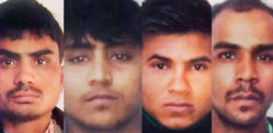 4 Delhi Gang-Rape Case convicts Hanged after Seven Years
