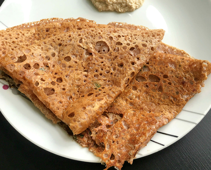 7 Varieties of Dosa to Make at Home - ragi