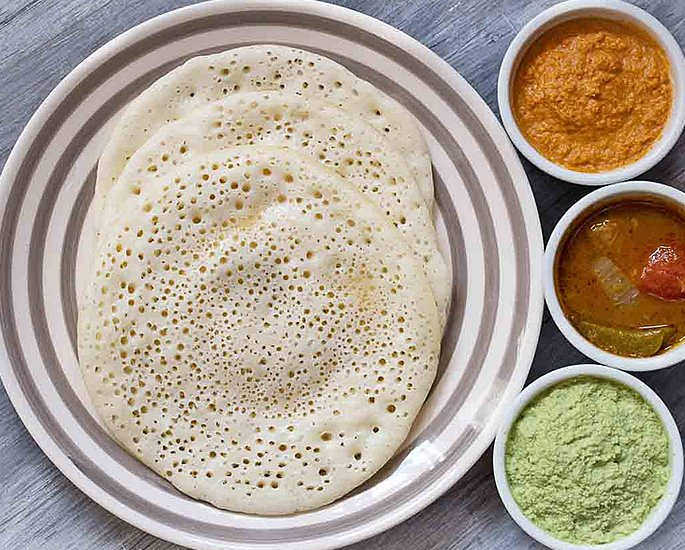 7 Varieties of Dosa to Make at Home - set