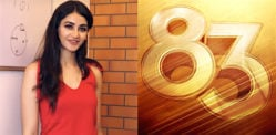Aditi Arya talks Bollywood Debut in 83 and Miss India