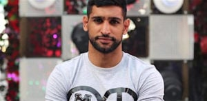 Amir Khan to Donate Rs 40m to Pakistan's COVID-19 Fund f