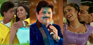 20 Best Bollywood Love Songs by Udit Narayan - F