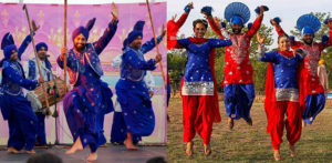 5 Traditional Bhangra Folk Dances - F