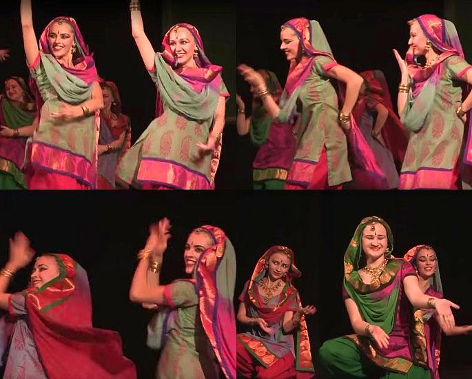5 Traditional Bhangra Folk Dances - IA 2