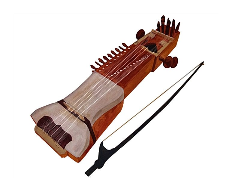 Types of the Veena Instrument - IA 3