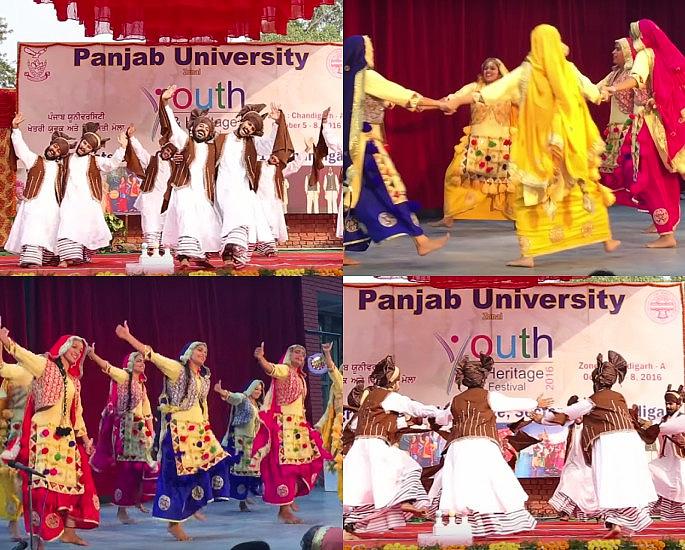 5 Traditional Bhangra Folk Dances - IA 4