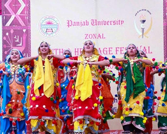 5 Traditional Bhangra Folk Dances - IA 5