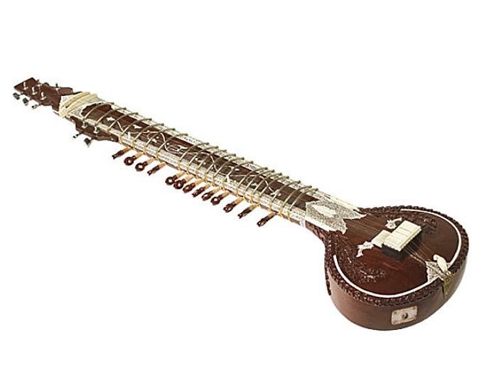 Types of the Veena Instrument - IA 6
