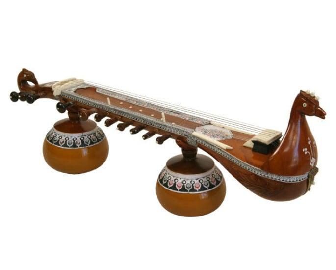 Types of the Veena Instrument - IA 7