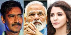 भारत में PM मोदी के 'जनता कर्फ्यू' पर बॉलीवुड सितारों की प्रतिक्रिया