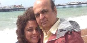 કોરોનાવાયરસ હિથ્રો એરપોર્ટ કાર્યકર અને તેની પુત્રીને મારી નાખે છે એફ