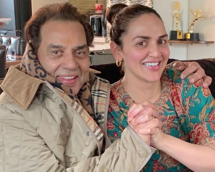 Dharmendra 'didn't like his Daughter Dancing' and Acting - dad