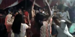 Fight erupts at Indian Wedding with Drunk DJ abusing Women