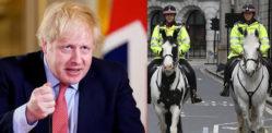 COVID-30 लॉकडाउन की अनदेखी कर रहे ब्रिटेन के लोगों के लिए £ 19 का जुर्माना