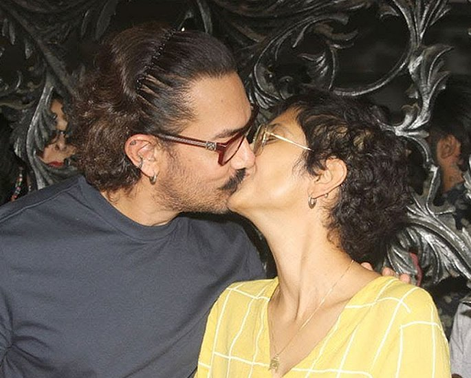 How Aamir Khan fell for Kiran Rao after Reena Dutta marriage - kiss