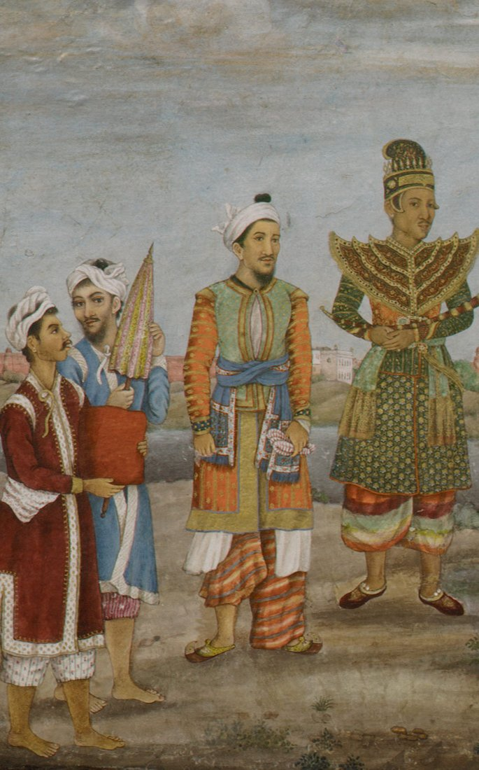 How the Bengal School of Art revolutionised India's Art Form - company painting