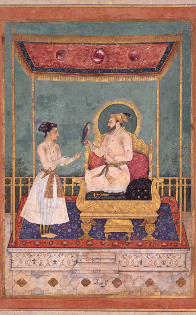How the Bengal School of Art revolutionised India's Art Form - mughal