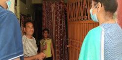 Il padrone di casa indiano sfratta l'infermiera a causa della paura del coronavirus