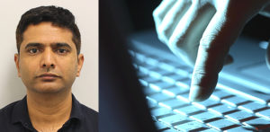 Indian Man jailed for Online Fraud conspiracy worth £9m f