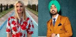 Ivanka Trump thanks Diljit Dosanjh for Taj Mahal Trip