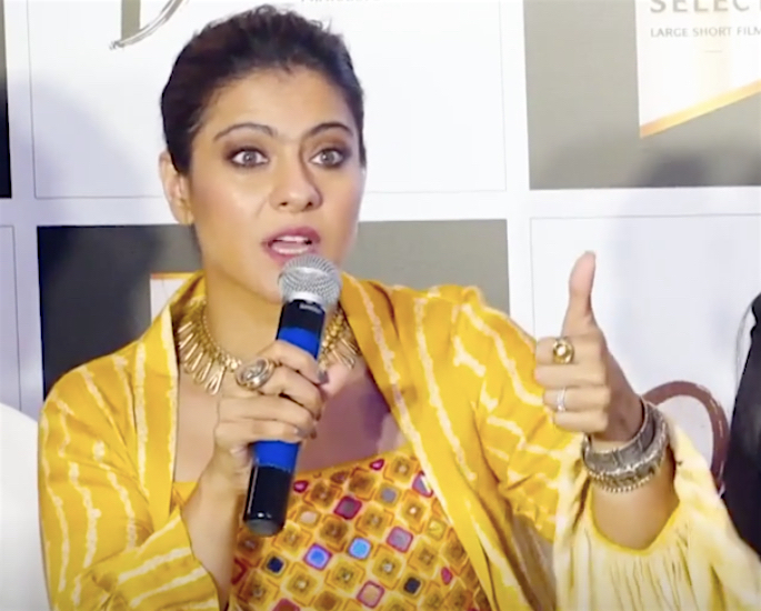 Kajol comments on #MeToo Movement & Gender Bias in India - kajol