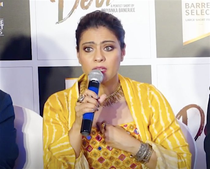 Kajol comments on #MeToo Movement & Gender Bias in India - kajol2