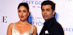 Karan Johar claims Kareena has 'CCTV Cameras in People's Houses'