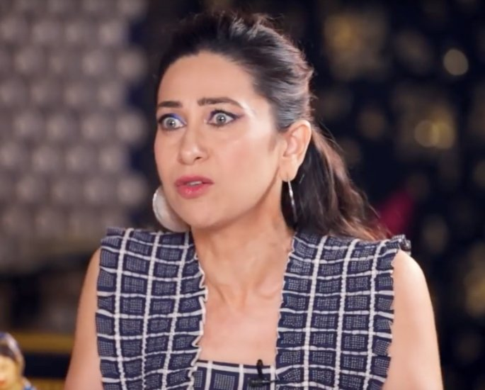 Karisma reveals she was trolled for 'Sexy Sexy Mujhe Log Bolhe' - 1