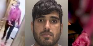 Killer Nadin Ali murdered Cousin over £200k Property Row f