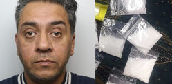 Man Jailed for Transporting £100k of High-Purity Cocaine