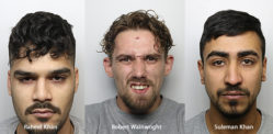 Men jailed for Torturing a Man Naked & Murdering Him