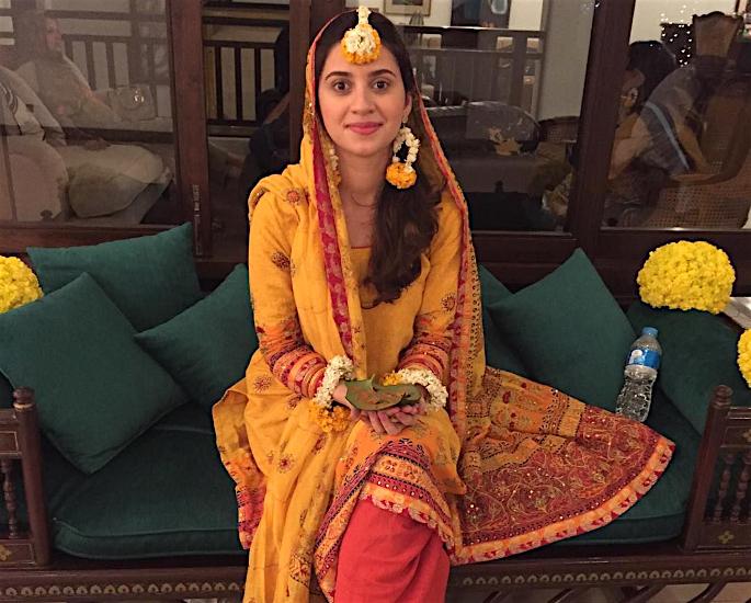 Most popular Pakistani Wedding Traditions - mehndi
