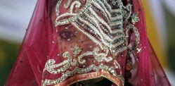 New Indian Bride gets Left on Railway Platform by Husband