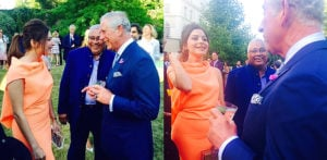 Old Photo of Kanika & Prince Charles spreads COVID-19 Trolling f