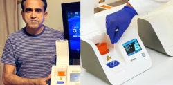 Pakistani Software Engineer helps create COVID-19 Testing Kit