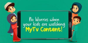 Pakistan's First Kids Channel MyTV Kids goes live on YouTube F