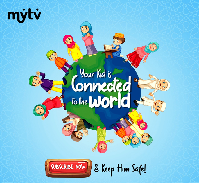 Pakistan's First Kids Channel MyTV Kids goes live on YouTube