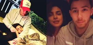Priyanka Chopra & Nick Jonas self-isolate Together f