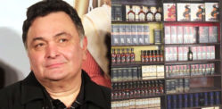 Rishi Kapoor requests Indian Govt to Open Liquor Stores