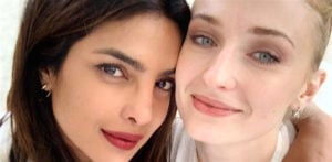Sophie Turner says Sis-in-Law Priyanka is 'worshipped' in India f