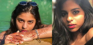 Suhana Khan makes her Private Photos now Public f