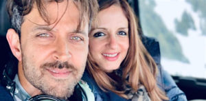 Sussanne Khan moves in with Ex Hrithik during COVID-19 f
